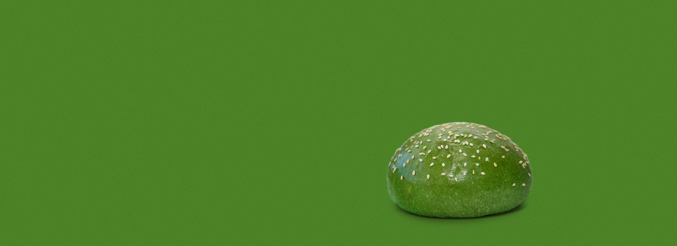 Matcha Green T or Spinach & Kale Bun